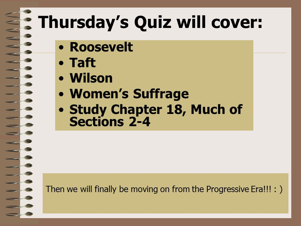 progressive agendas of wilson essay Actors discussed within the progressive tradition, the essays included in the  series are  meanwhile, the slow conversion of woodrow wilson from his  southern  the party pressed an ambitious reform agenda focused on limiting  the power of.