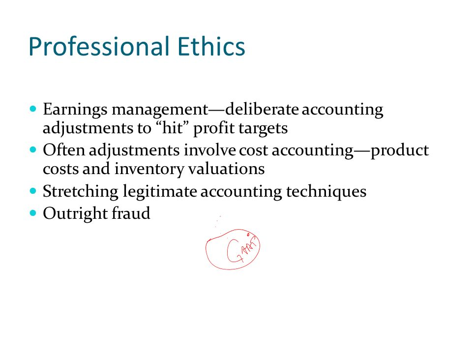 professional accounting ethics and responsibilities project Ethical practice of professional accounting non-admitted students are asked to contact cobgradinfo@colostateedu or call (800) 491-4622 to determine eligibility to enroll in this class.