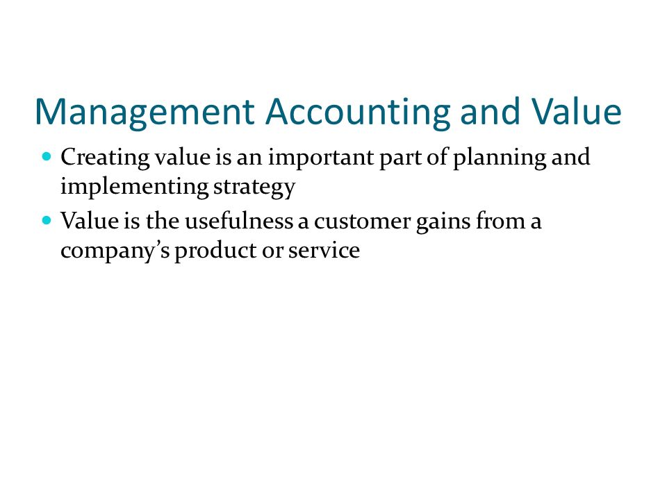 the important of management accounting Functions of cost & management accounting functions and objectives of cost and management accounting include the following: planning decision making monitoring & control accountability 1 planning planning is an important function of management accounting which is most effectively performed by the preparation of.