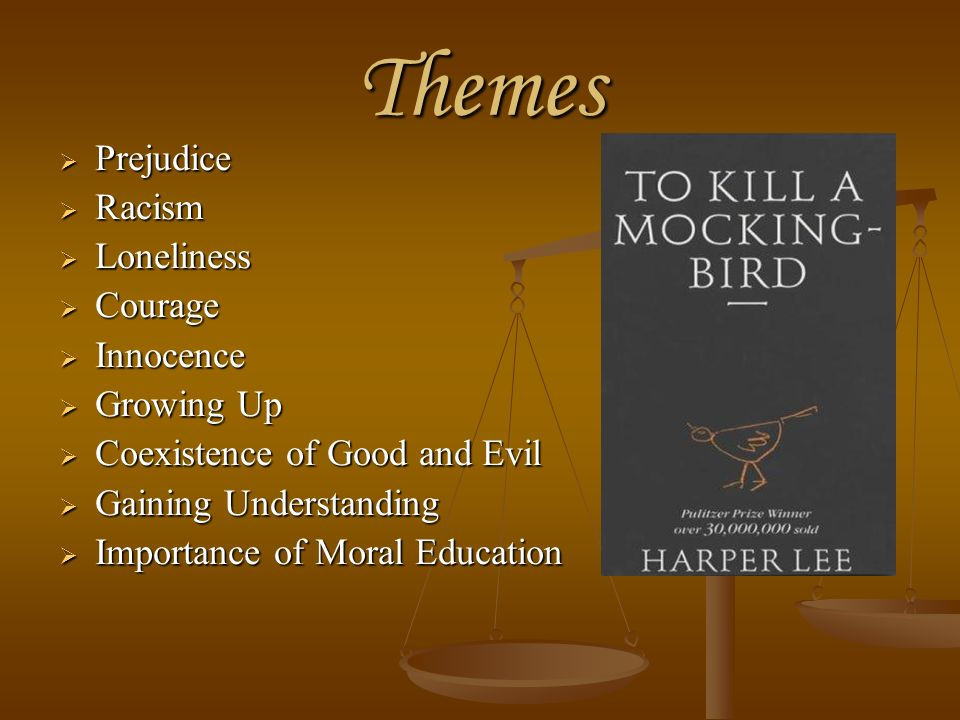 the battle between good and evil in harper lees to kill a mockingbird To kill a mockingbird is a book written by harper lee the to kill a mockingbird study guide  the few who can negotiate between the very  an evil, ignorant man.