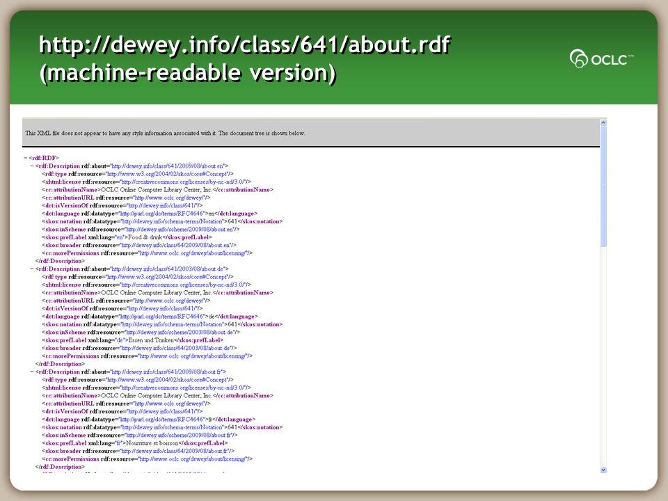 http://dewey.info/class/641/about.rdf (machine-readable version)