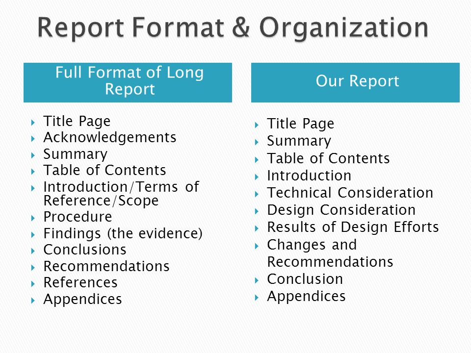 Q. How do I cite a report in APA?