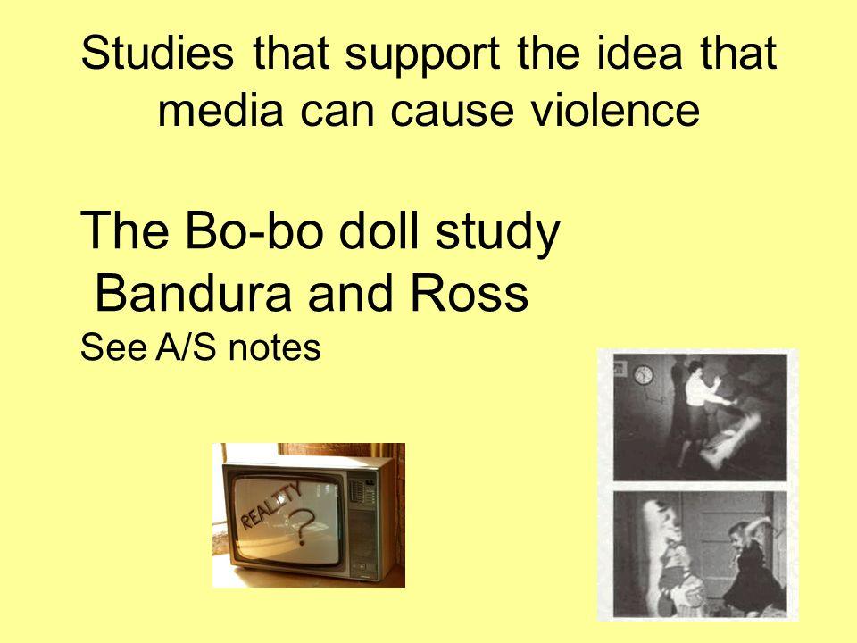 The Psychological Effects of Violent Media on Children ...