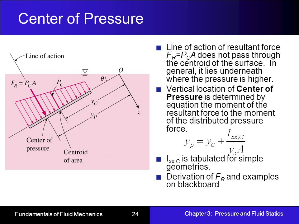 hydrostatic pressure problems and solutions pdf