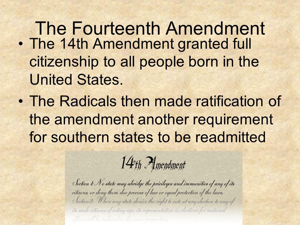 14th Amendment Section 5 28 Images 14th Amendment