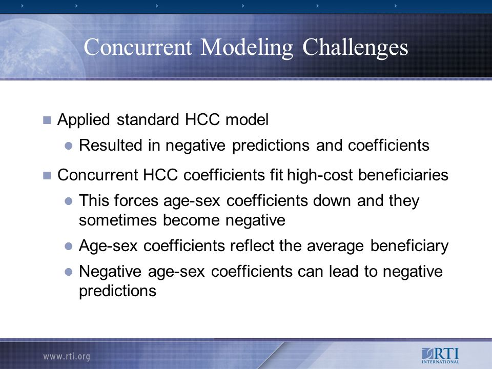 Concurrent Modeling Challenges