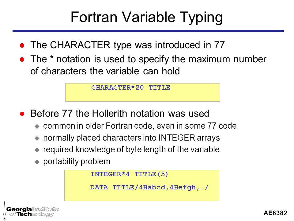 Fortran 77 Compiler - 0425