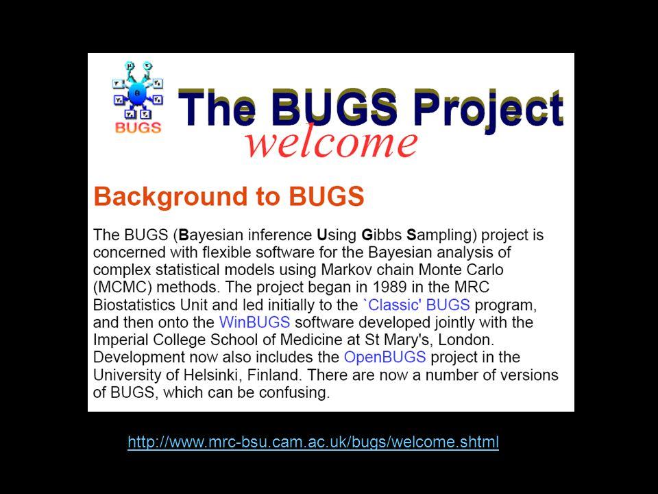 http://www.mrc-bsu.cam.ac.uk/bugs/welcome.shtml