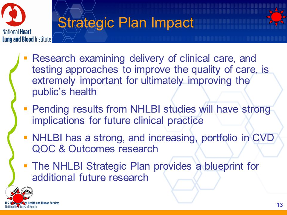 Strategic Plan Impact