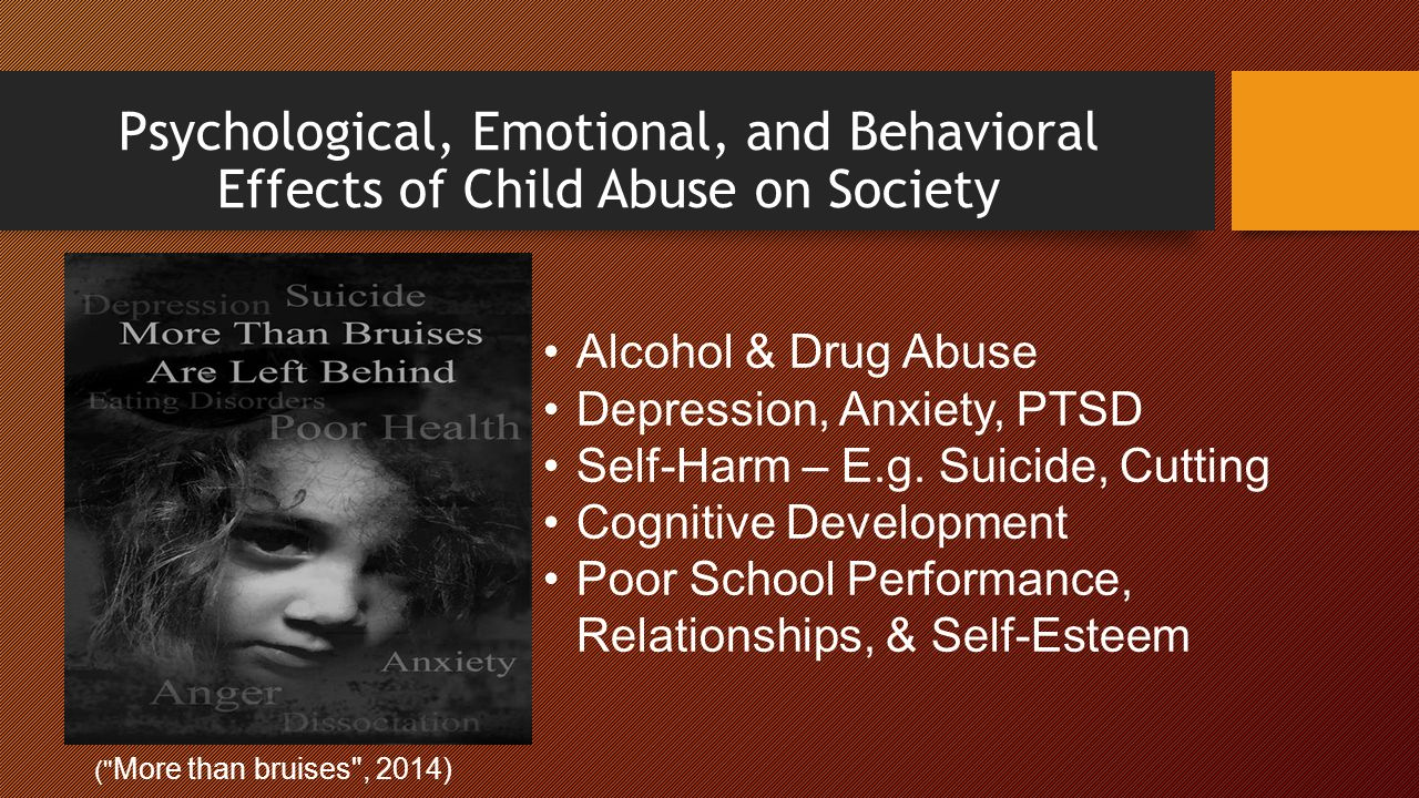the emotional and psychological abuse in What drives emotional abuse and how to begin that is a mental disorder that is indeed destructive to the people around them but becoming violent with someone.