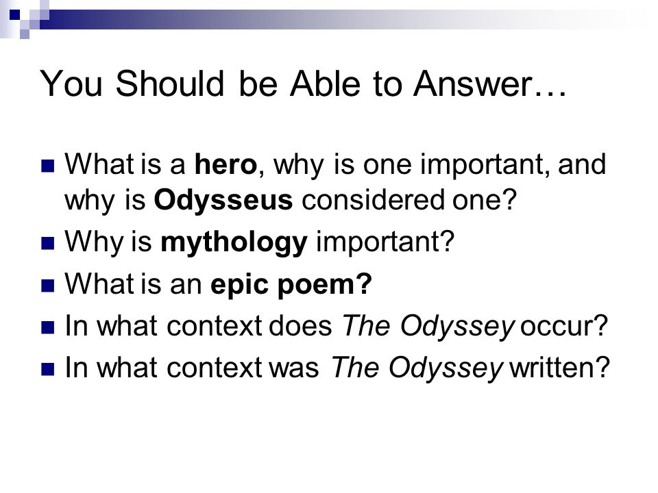 why odysseus is an epic character The character of odysseus in the odyssey homer's epic tale the odyssey is a story of the triumphs and downfalls that are in store for one warrior's long pillage home odysseus, the hero from the trojan wars, has led his people of ithaca and other achaean soldiers to victory and now wishes to return home to his wife and family of ithaca.