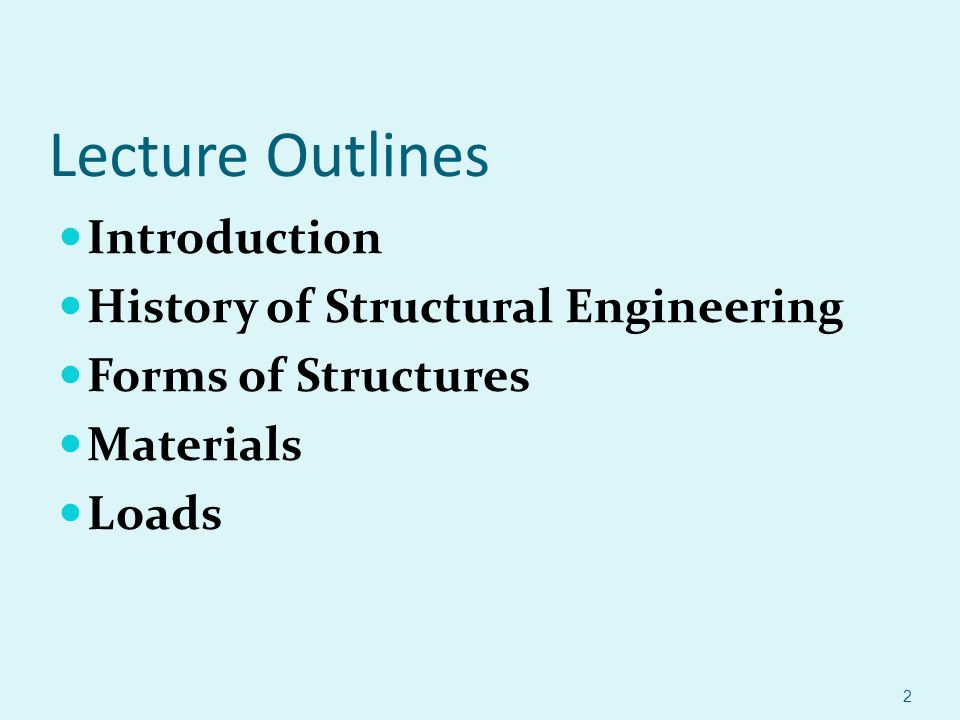 History of structural engineering