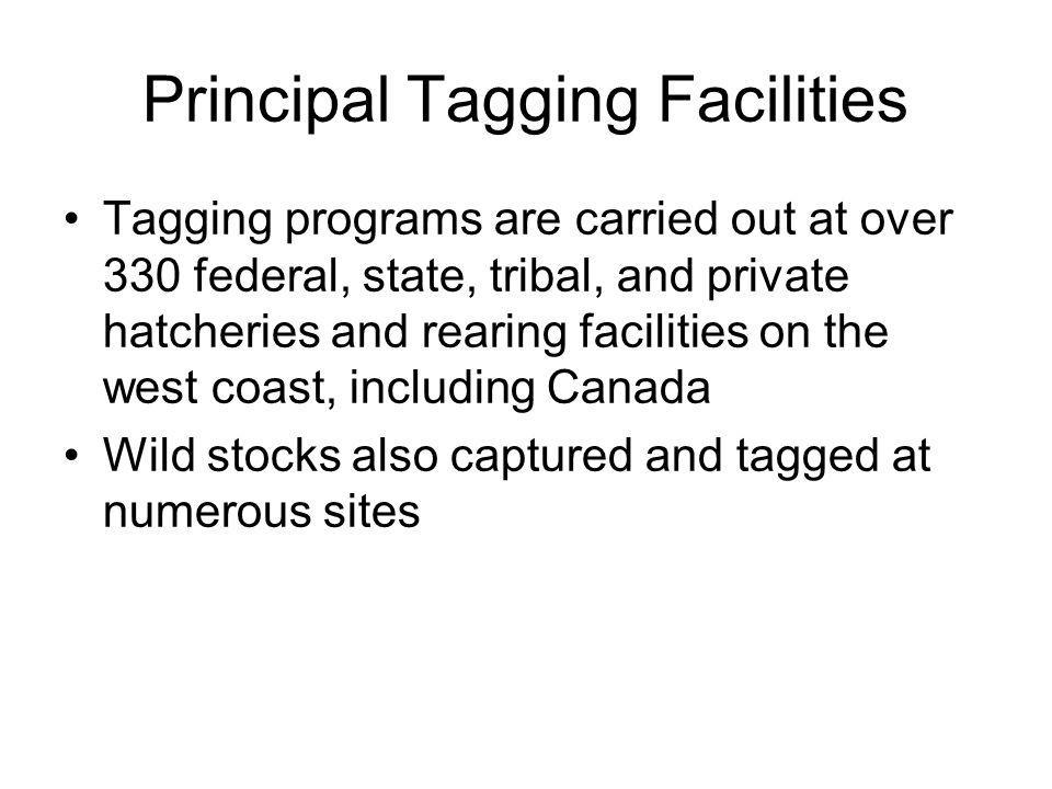 Principal Tagging Facilities