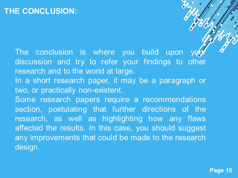 how to write discussion of a qualitative research paper