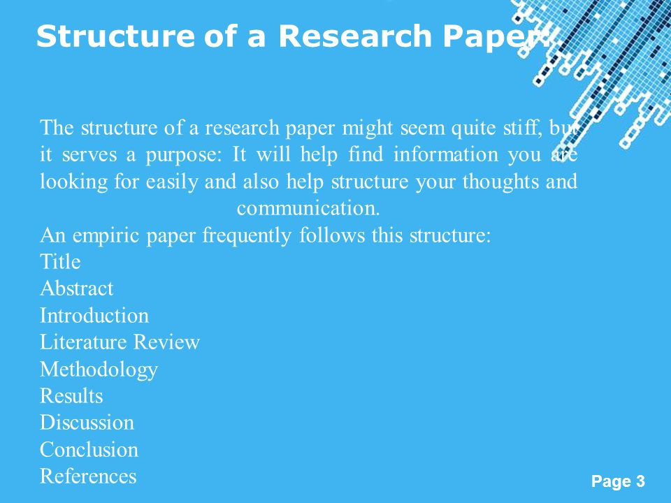 Writing Research Paper - ppt video online download