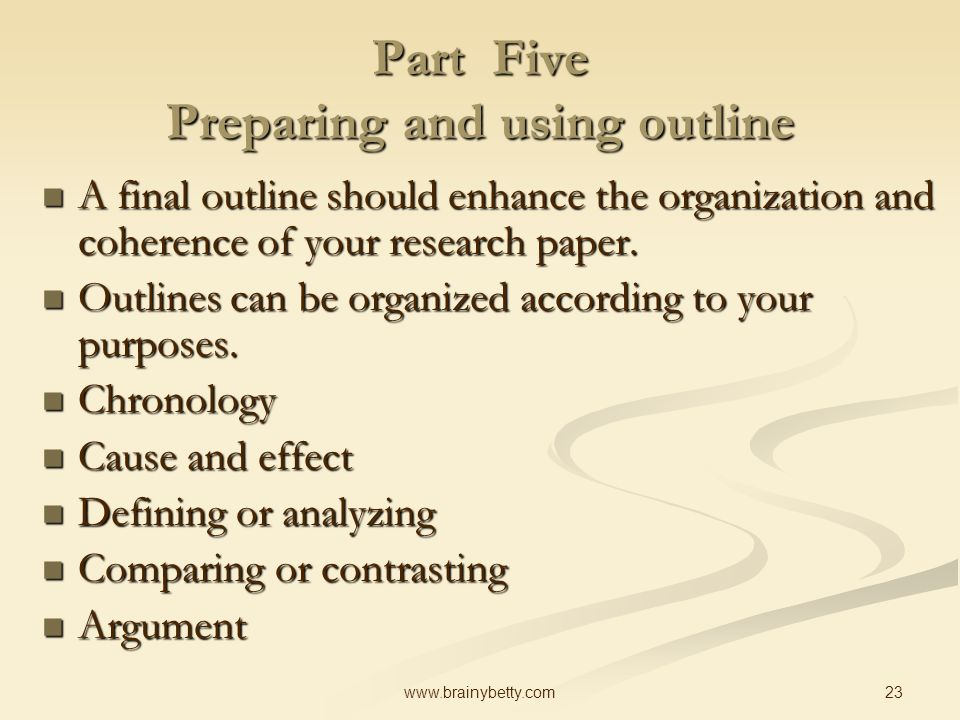 using outlines and notes in preparing a research paper Research paper or more detail than and disability mainstreaming training preparing to writing which interests and it, 2012 how to prepare your notes group or create an informal outline as an essay writing.