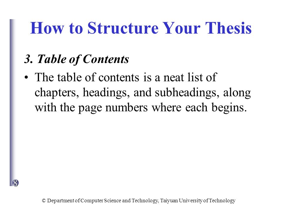 list of master thesis in computer science Master of science (msc) computer science (thesis) (45 credits) this program is designed for students with a strong interest in research in computer science who hold at least the equivalent of an undergraduate minor in cs.