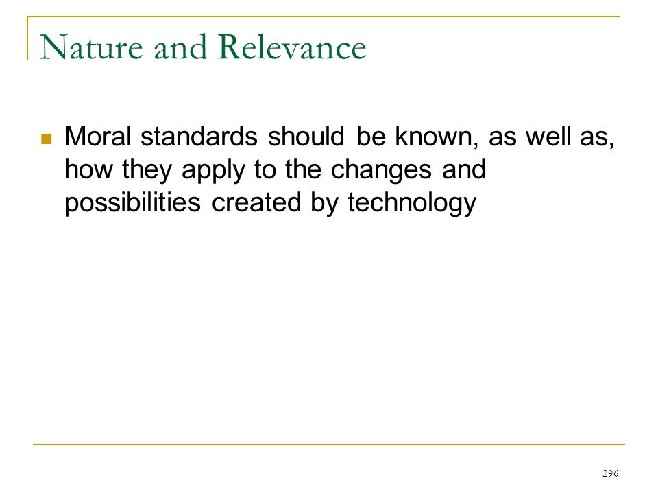 """ethical issues created by technology essay When he brings up possible ethical concerns, he realizes """"that zero  one can  create systems of production, energy, transportation,."""