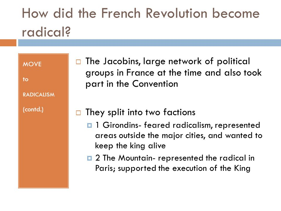 how did the french revolution become The united states and the french revolution, 1789–1799 the french revolution lasted from 1789 until 1799 the revolution precipitated a series of european wars, forcing the united states to articulate a clear policy of neutrality in order to avoid being embroiled in these european conflicts.