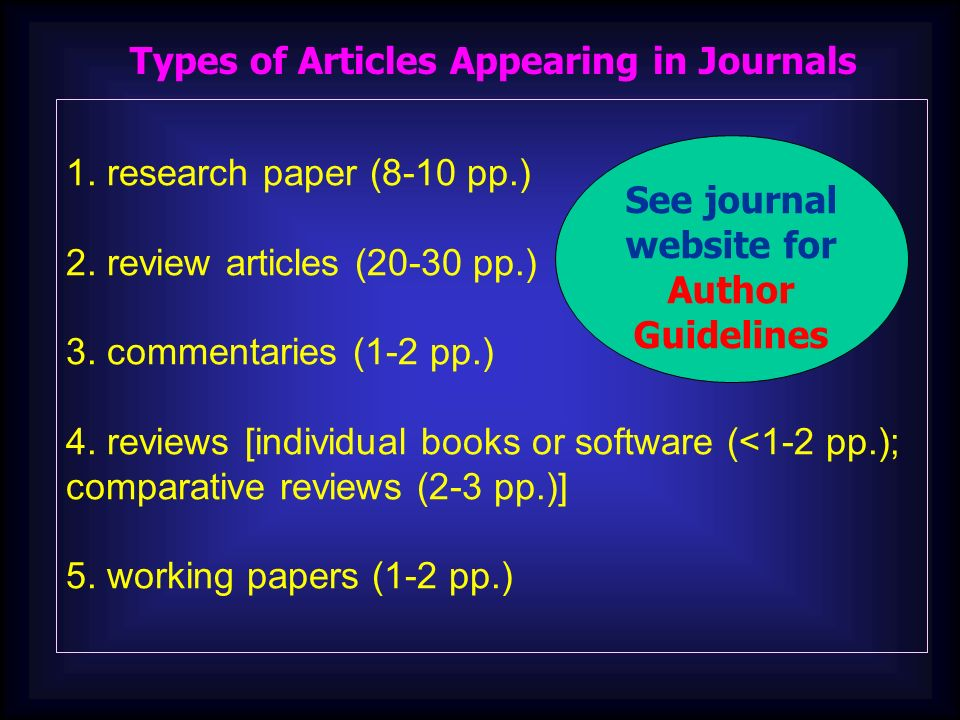 journal of travel research author guidelines