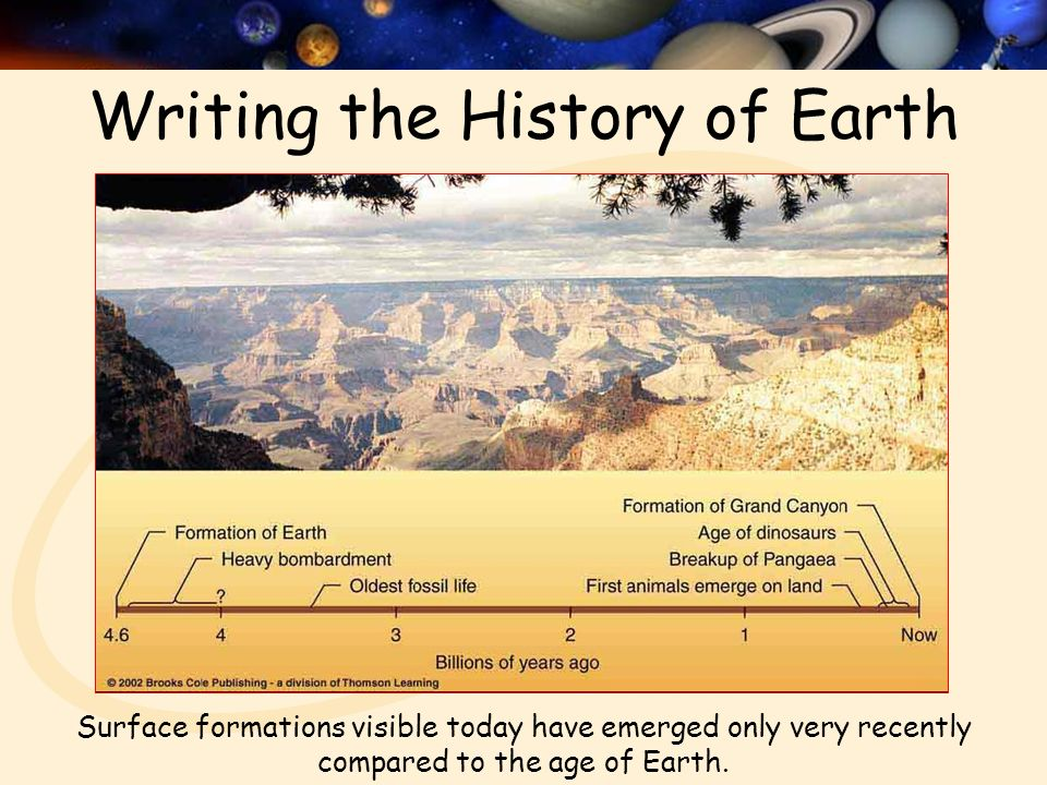 origin of earth essay Free origin of life papers, essays, and research papers in the beginning, he made the distinctions that all life on earth had a common origin.