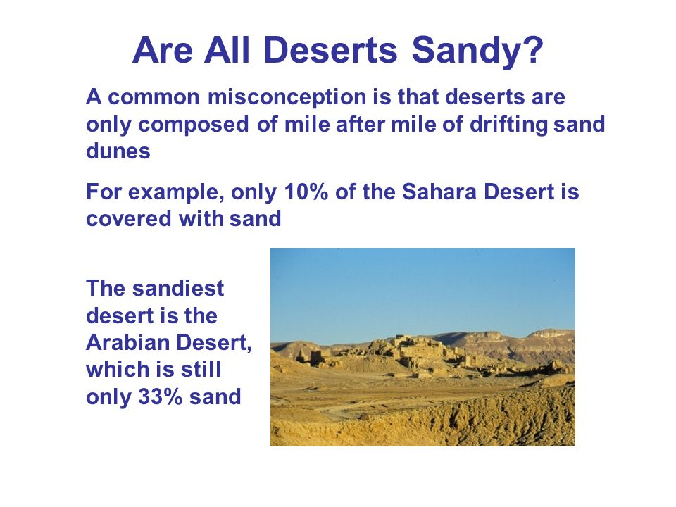 Deserts And Winds Ppt Download - All deserts