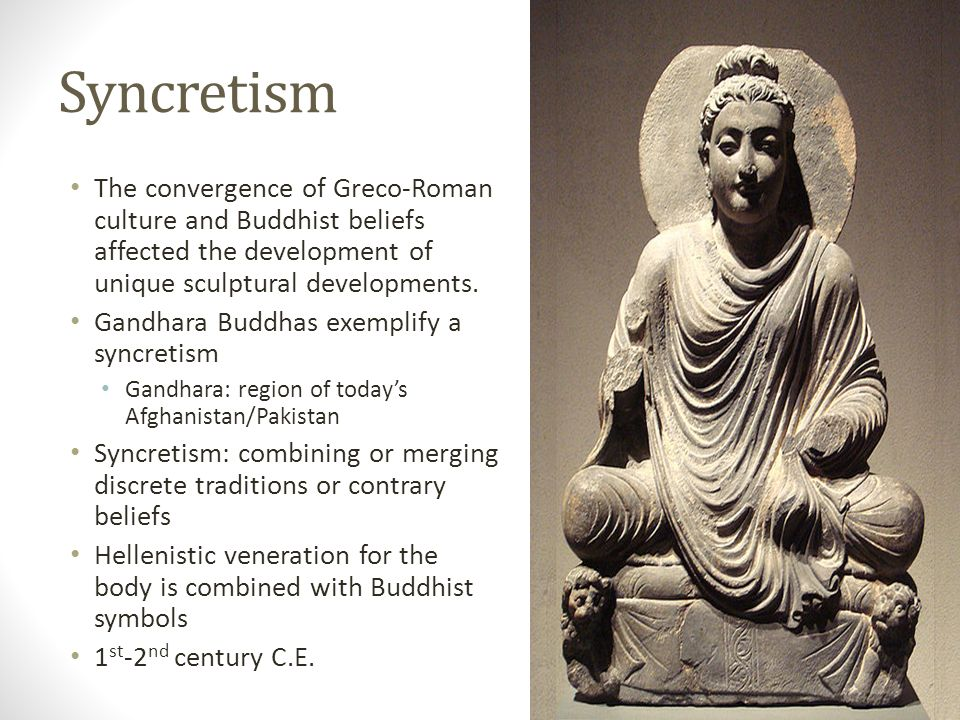 cultural syncretism What is syncretism how do some people try to blend religious or other thought systems what are the most common religions in the world.