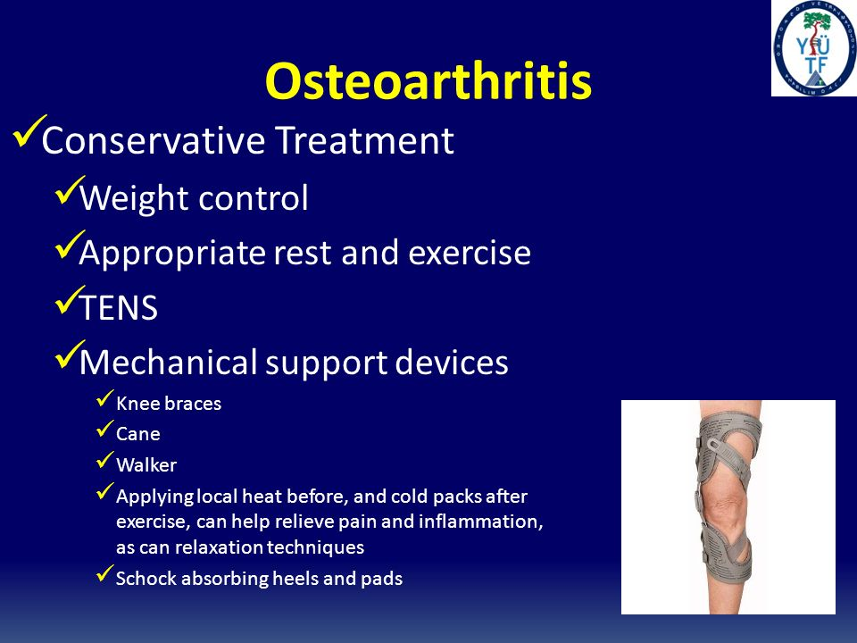 Osteoarthritis Treatment & Management