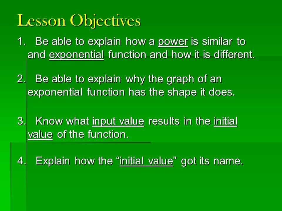 Exponential Growth Exponential Decay - ppt video online download