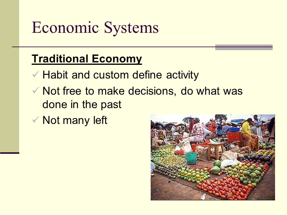 define traditional economy eastywesthideaways