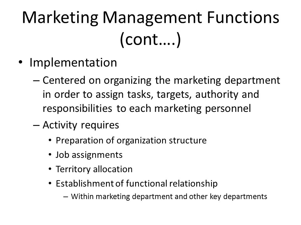 implementation of functions of management in nokia A study of issues & challenges of implementation of functions such as recruitment but also facilitates better controls by the top management but the.