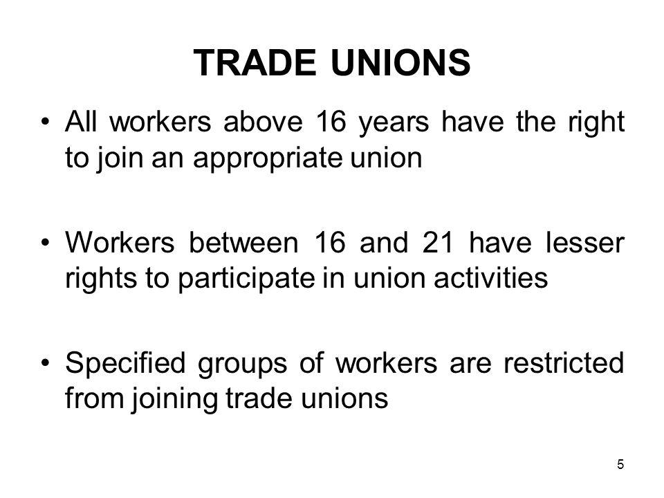 7 Reasons You Should Join a Union