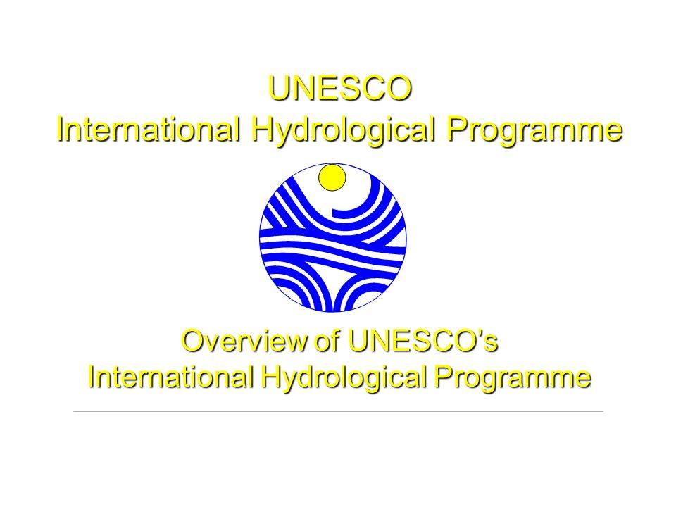International Hydrological Programme