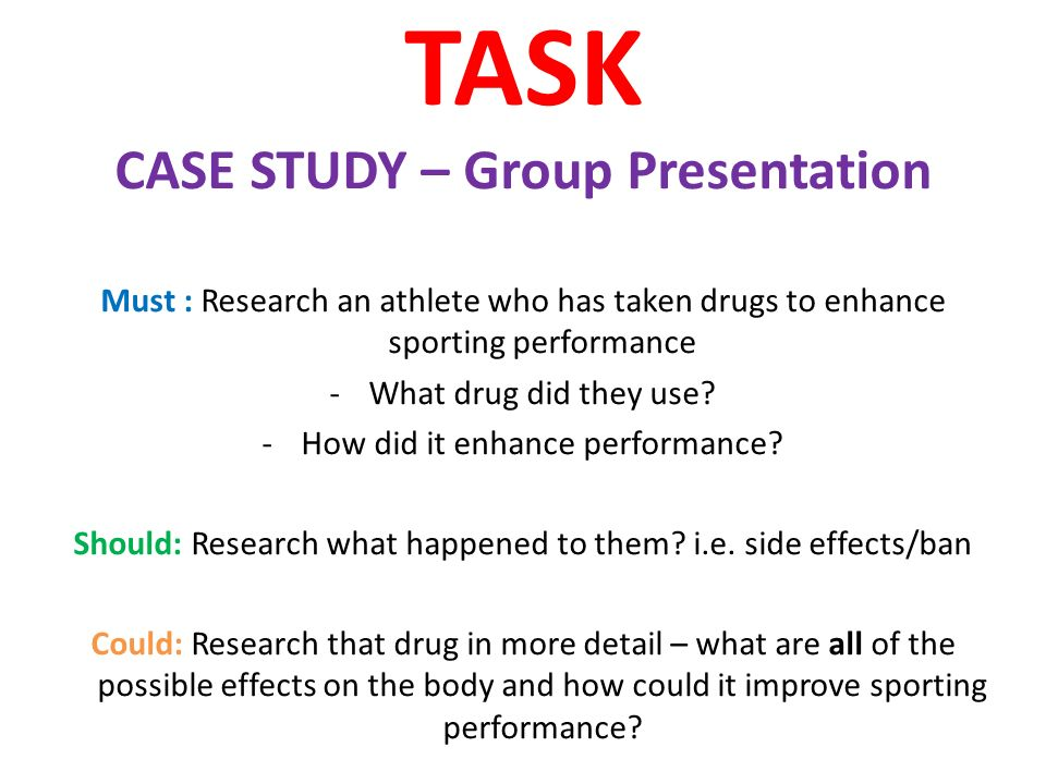 an analysis of the drugs and athletes in many groups Analysis, the focus groups and the case studies (2) some  efficient anti-drug  programs: it is necessary to examine how different existing  other domains such  as sports and arts (viii) to disseminate credible anti-drug.