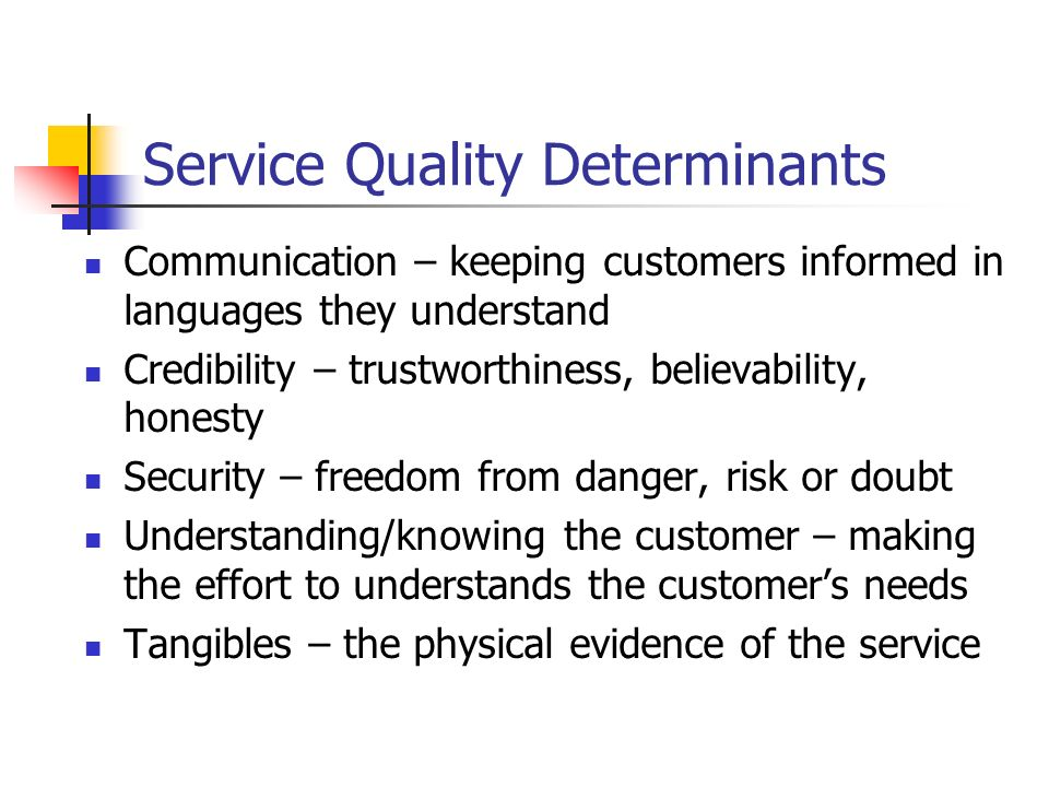 summary of a conceptual model of service quality and its implications for future research Title: a conceptual model of service quality and its implications for future research volume 84 volume 106 of marketing science institute cambridge, mass: report.