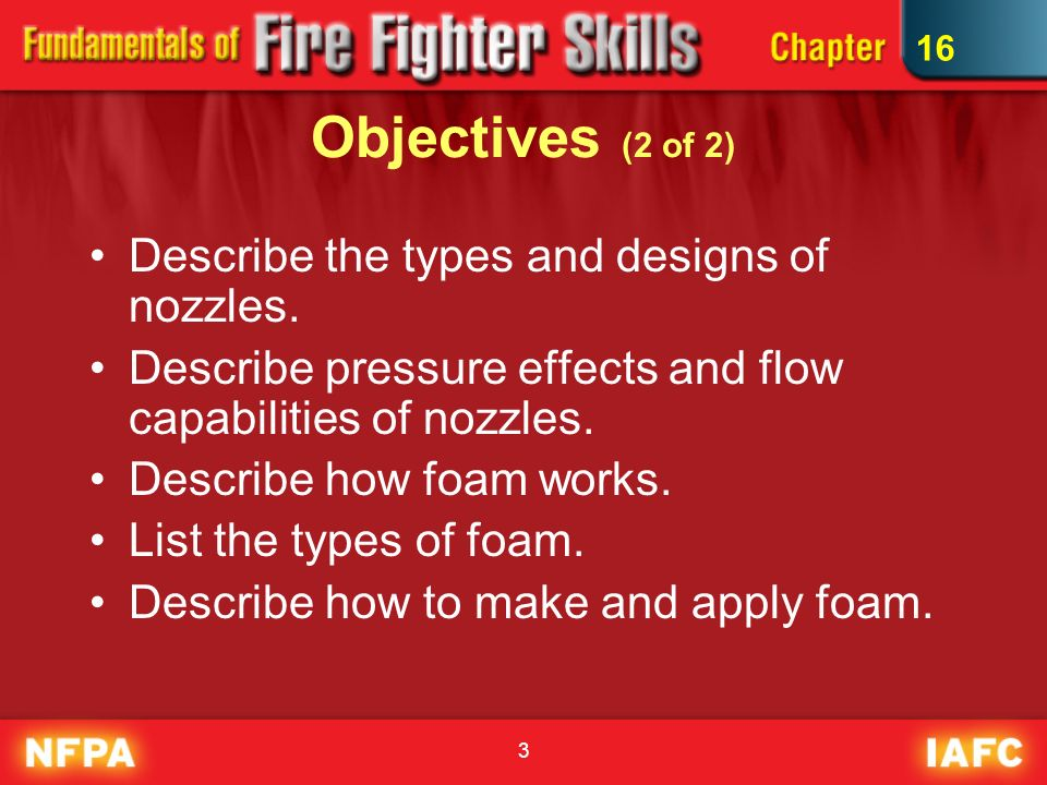 Fire Hose Nozzles Streams And Foam Ppt Video Online