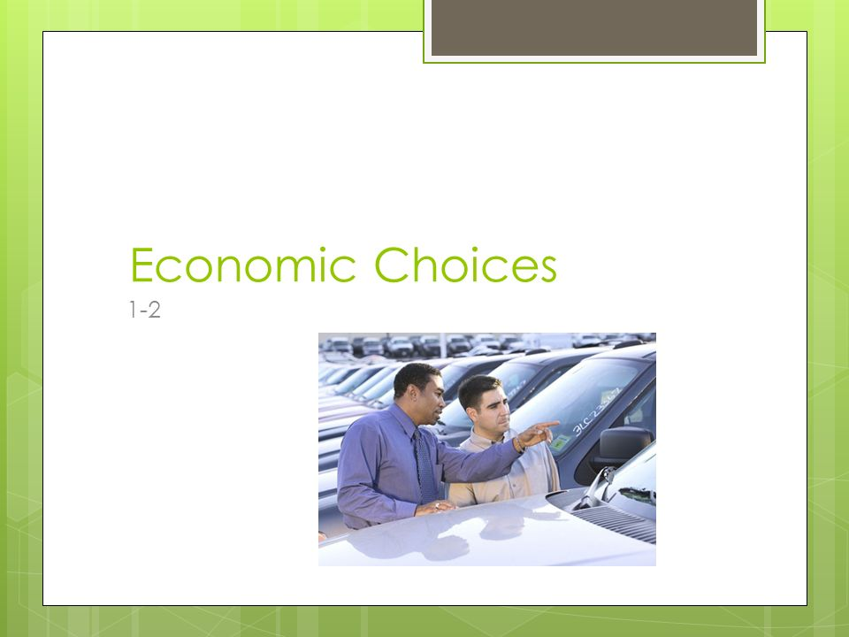 Business In The Global Economic Environment Ppt Download