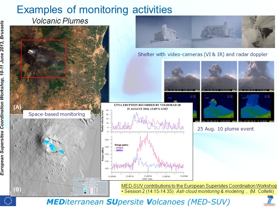Examples of monitoring activities