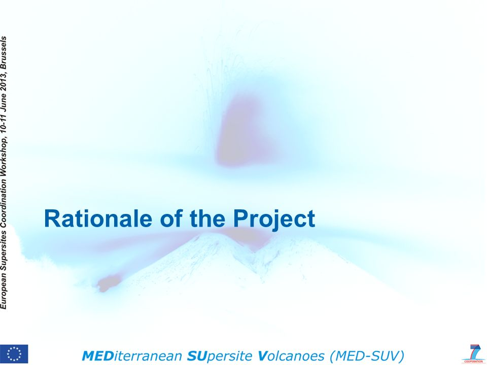Rationale of the Project