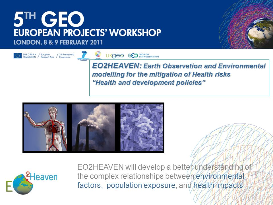 EO2HEAVEN: Earth Observation and Environmental
