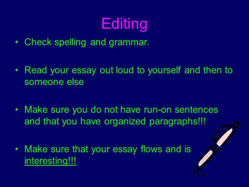 essay spelling and grammar check Home how to check grammar, readability in microsoft word (the opinion or argument essay) check grammar with spelling.