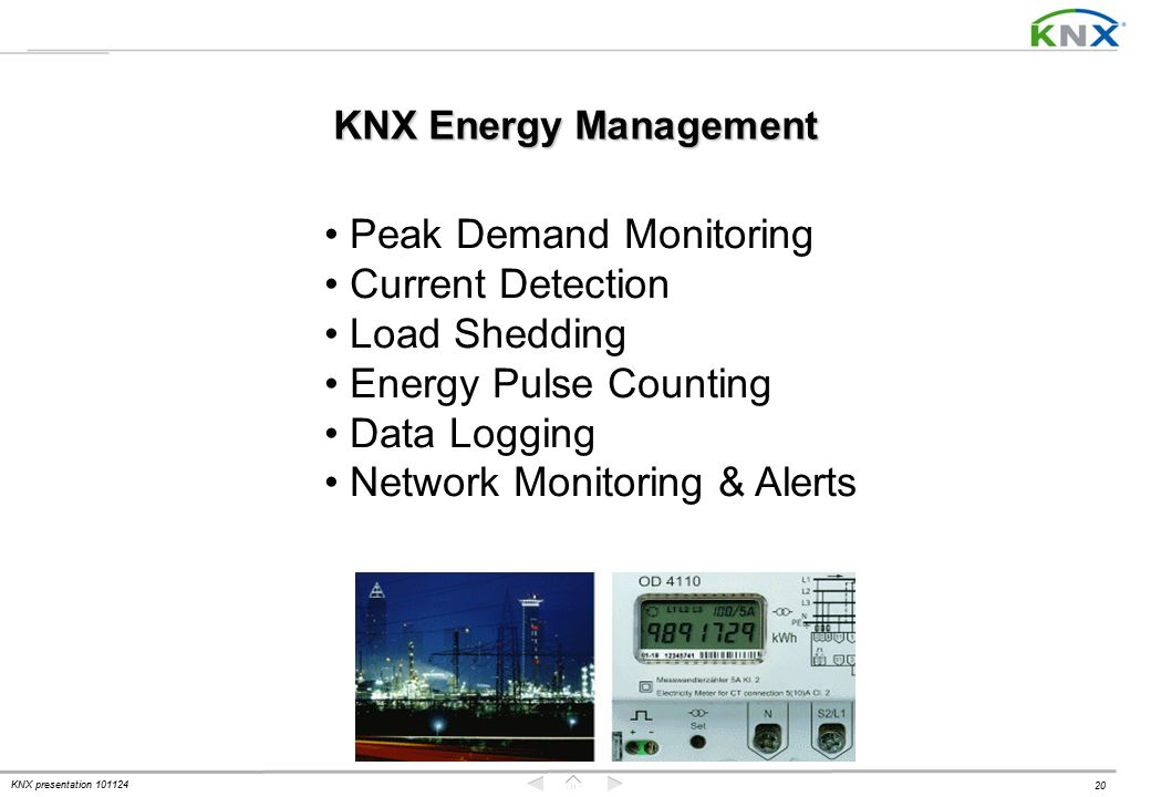 Demand Energy Monitoring Software : The worlds only standard for home and building automation