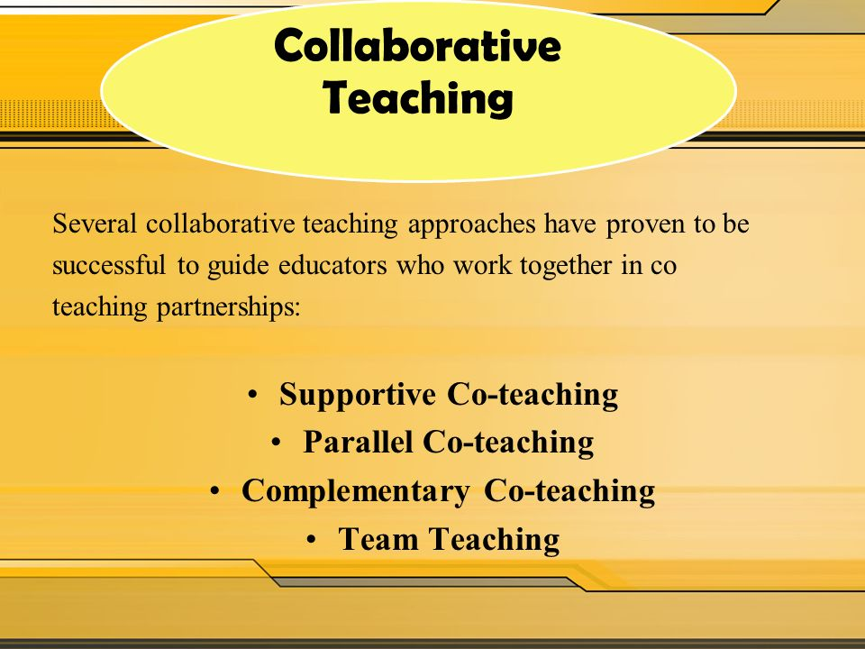 Collaborative Teaching Practices ~ Coaching cycle continuum ppt video online download