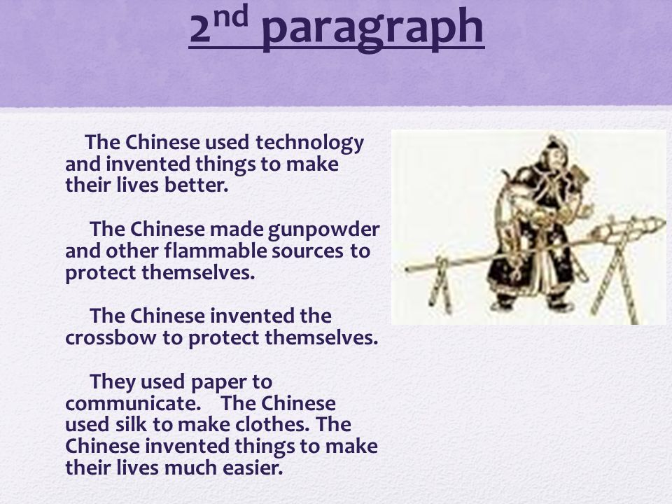 China essay introduction
