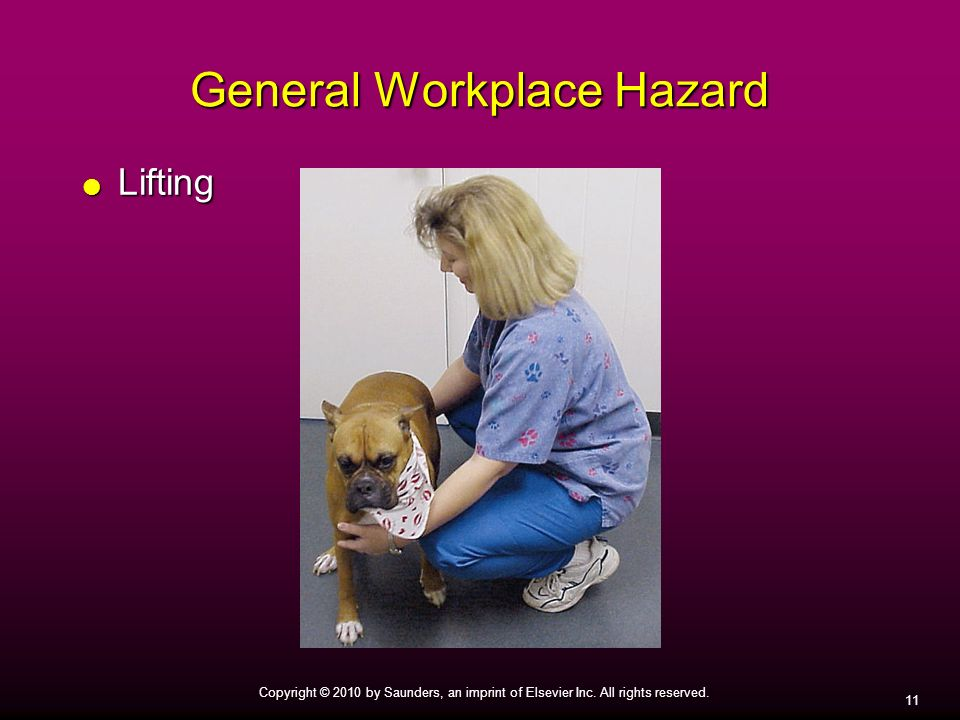 General Workplace Hazard