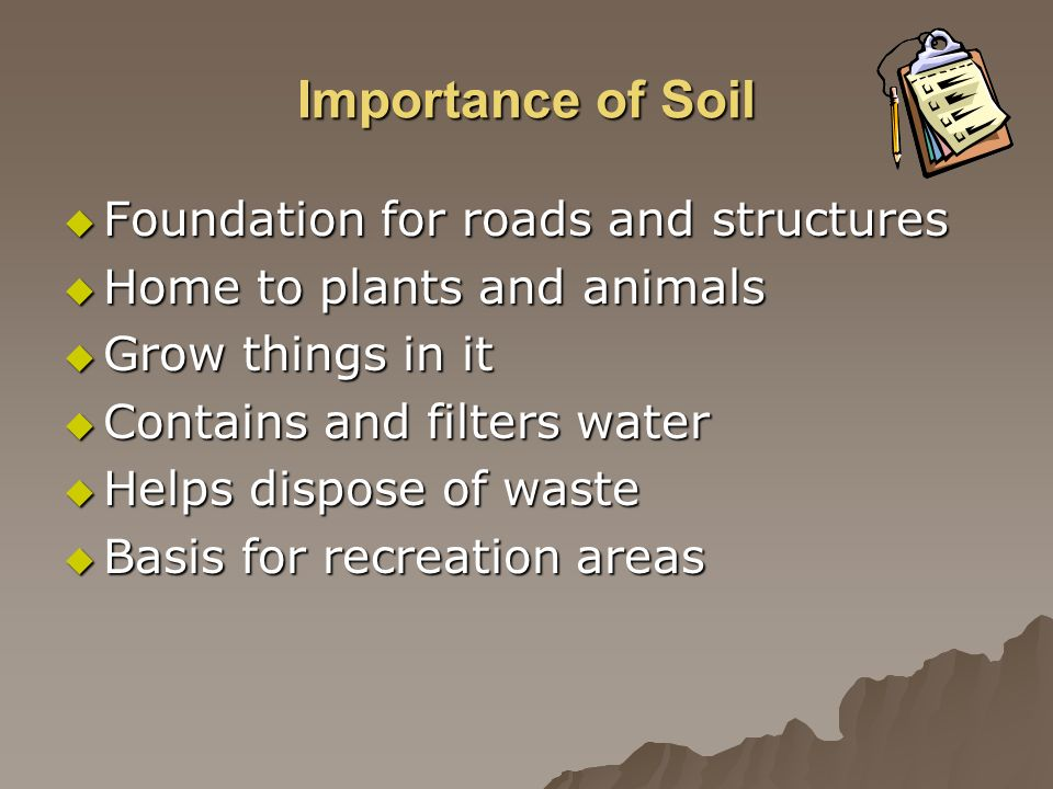 Importance of Soil Foundation for roads and structures