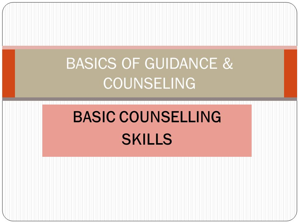 online guidance and counseling system The guidance and counseling program at silliman complements the instructional program and is geared towards fulfilling the academic, psychosocial or.