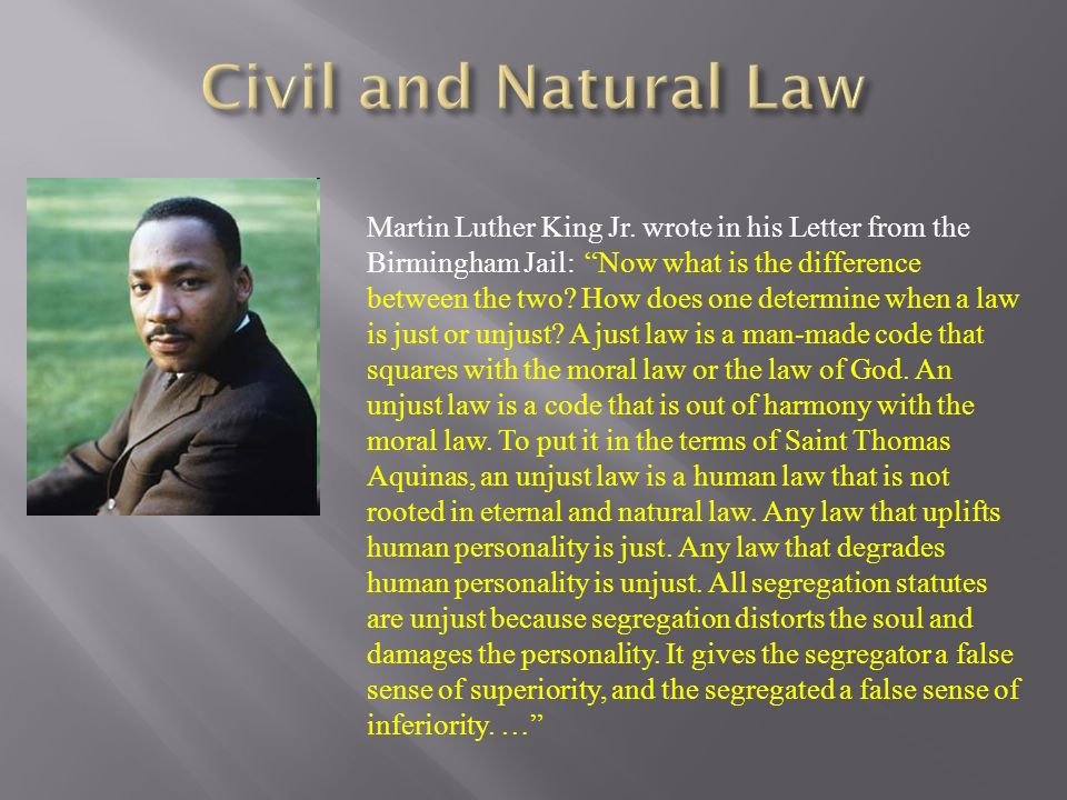 "natural law and civil law essay Edmund burke was at once a chief exponent of the ciceronian doctrine of natural law and a chief opponent of the ""rights of man"" in our time, which is."