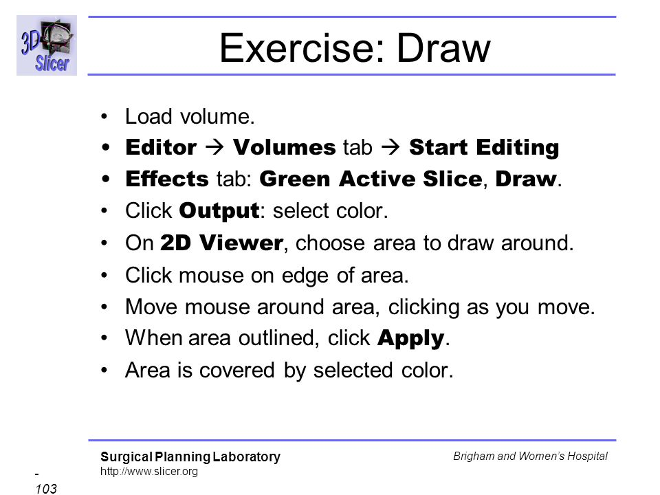 Exercise: Draw Load volume. Editor  Volumes tab  Start Editing