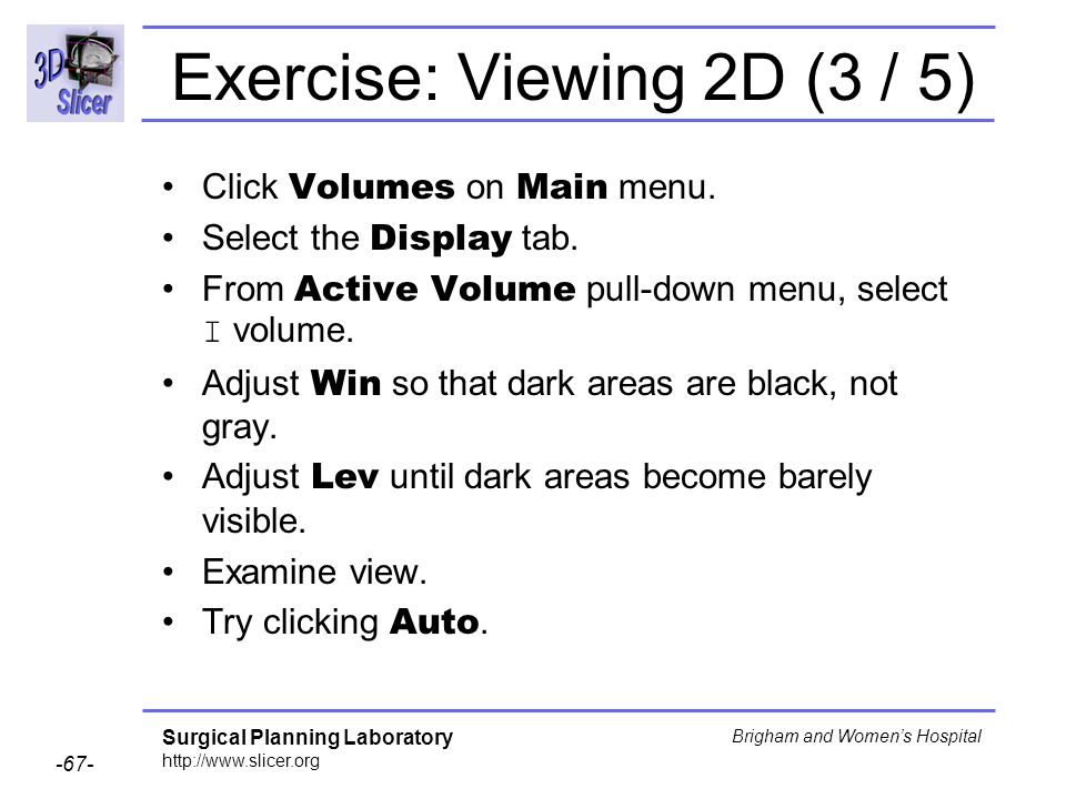 Exercise: Viewing 2D (3 / 5)